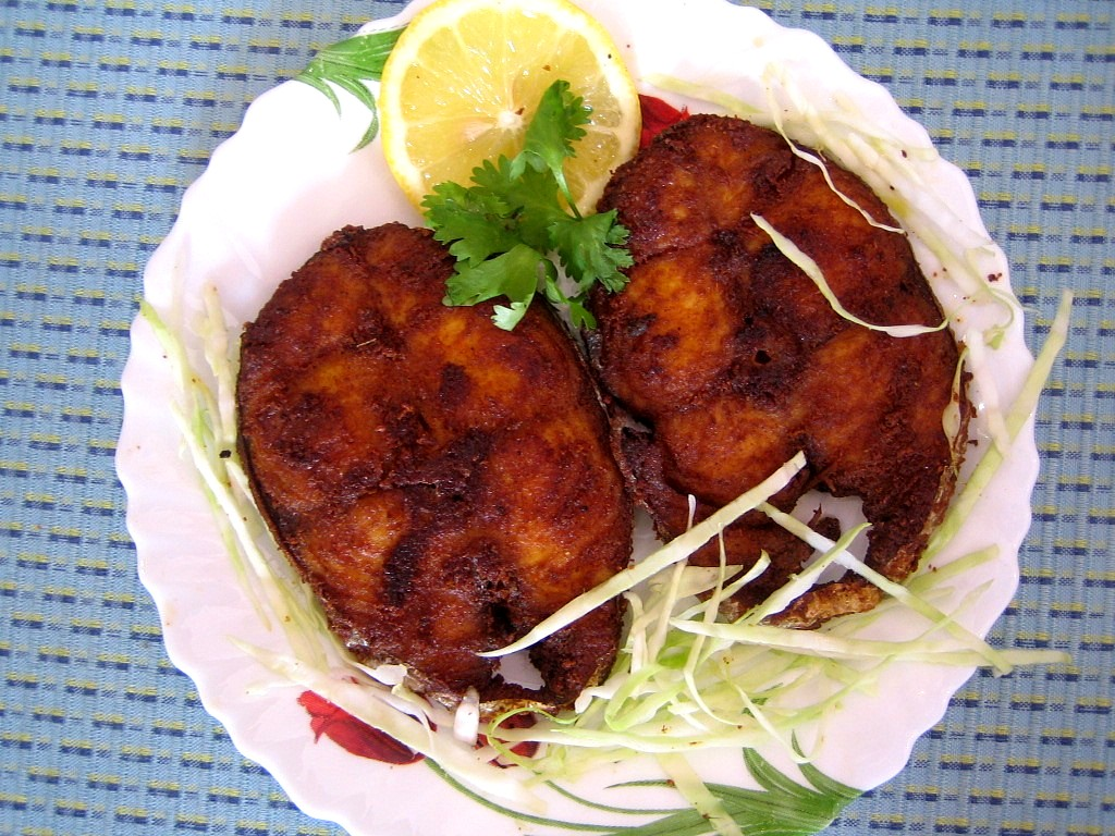 Easy fish fry nimmy 39 s experiment with blogging for Fish cooking recipes