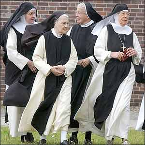prostitute nuns